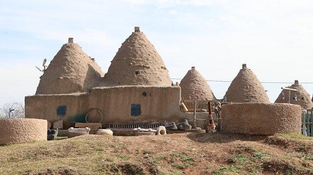 Dünyada 3 ülkede yer alıyor: Harran'ın konik kubbeli evleri, özelliğiyle dikkat çekiyor