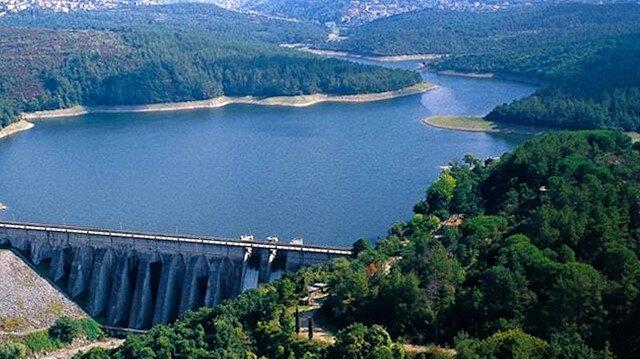 İstanbul'da baraj doluluk oranlarında son durum: Yüzde 52,29