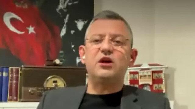 CHP'li Özgür Özel: Gara'da esas mesele vatandaşlarımızı kimin öldürdüğü değil