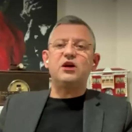 CHPli Özgür Özel: Garada esas mesele vatandaşlarımızı kimin öldürdüğü değil
