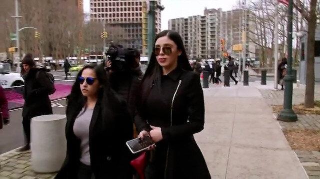'El Chapo'nun eşi ABD'de tutuklandı