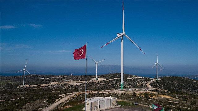Elektriğin yarısı yerli ve yenilenebilir kaynaklardan üretildi