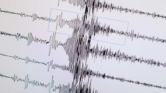 Muğla'nın Datça ilçesi açıklarında 4,1 büyüklüğünde deprem