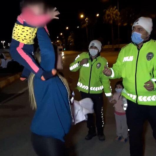 Kaza yapan çift, olay çıkarıp gazetecilere tehditler savurdu: Çekmeyin öldürürüm bu çocuğu