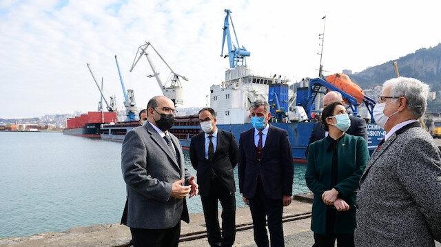Nahcivan koridorunun hizmete girmesi Trabzon'un talihini değiştirecek