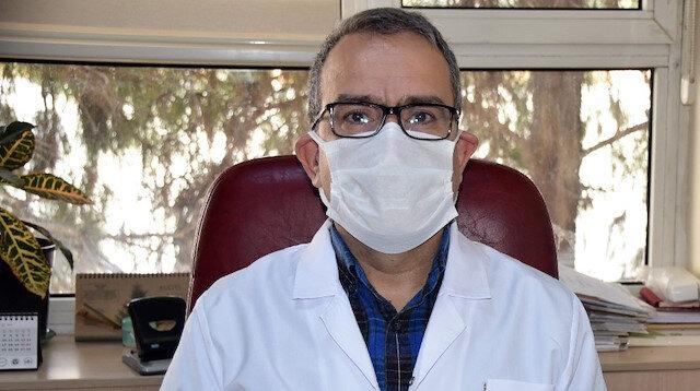 Prof. Dr. İsmail Hanta: Kovid-19'u atlatanların yüzde 20'si yeniden hastaneye başvuruyor