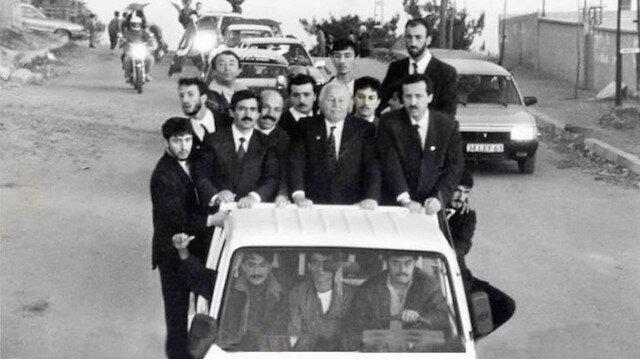 Kabaktepe ile yeniden gündeme gelen 'Erbakan'ın kamyoneti'nde aslında kimler var?