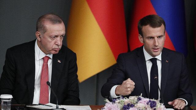 Fransız basını: Erdoğan ve Macron gelecek hafta görüşecek