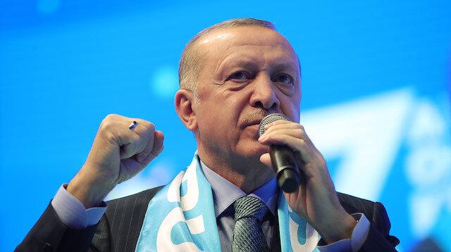 Cumhurbaşkanı Erdoğan duyurdu: Önümüzdeki salı İnsan Hakları Eylem Planını paylaşacağız