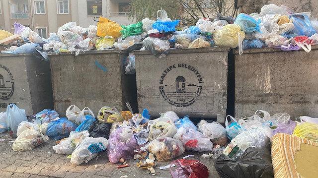 CHP'li belediyelerde isyan büyüyor: Dün Maltepe bugün Kartal Belediyesi'ndeki işçiler grevde