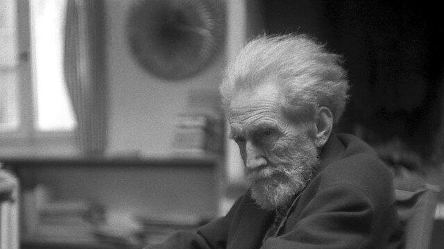 Ezra Pound vezni ve şiiri