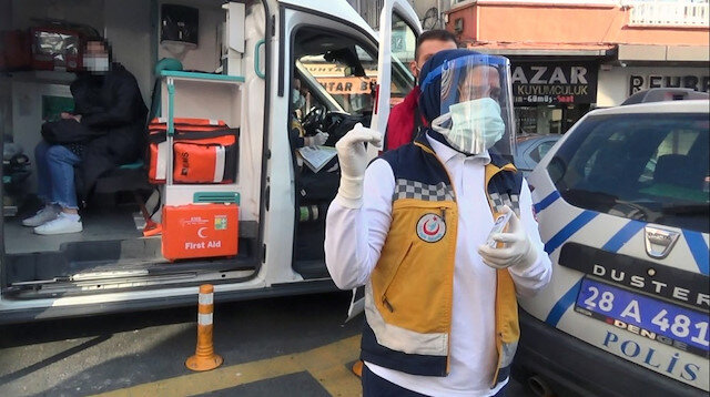 Koronavirüs temaslı 2 kişi HES kodu sayesinde yakalandı