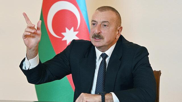 Aliyev: Ermenistan hiç bu kadar acınacak halde olmamıştı