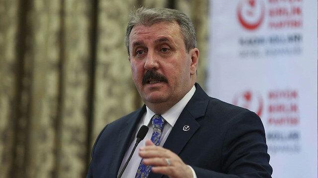 Doğu Türkistan'daki zulmü eleştiren Destici: Gerekirse Çin'e savaş açarız