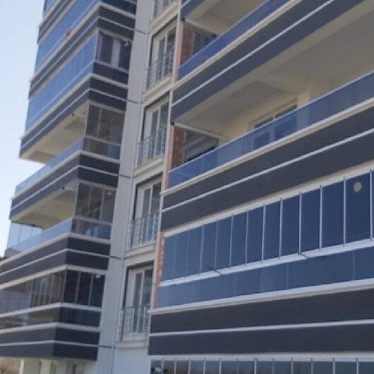 Yozgat'ta apartman yönetim toplantısı yapıldı: 10 kişinin korona virüs testi pozitif çıktı