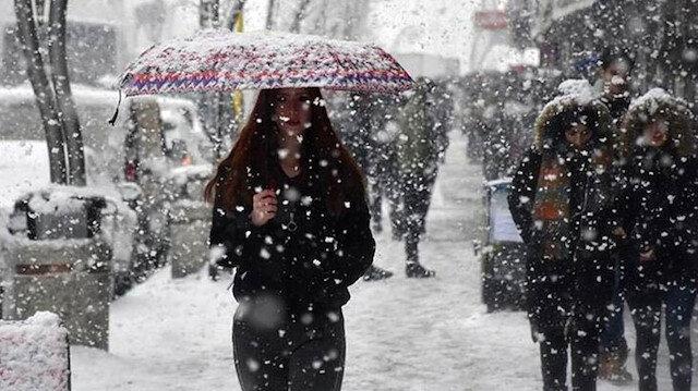 Yeni soğuk hava dalgası kapıda: Kar geri geliyor!