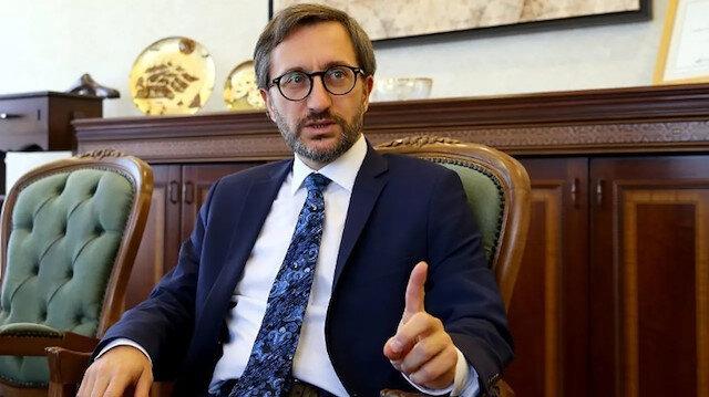 İletişim Başkanı Altun: Ermenistan'da yaşanan son gelişmelerden derin endişe duyuyoruz