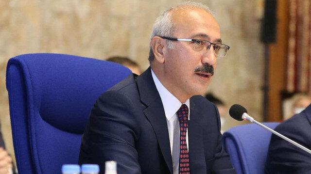 Bakan Elvan: 2021 reformlar yılı olacak