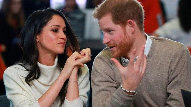 Kraliyet ailesinden resmen ayrılmışlardı: Harry ve Meghan'ın yerine kimin geleceği belli oldu