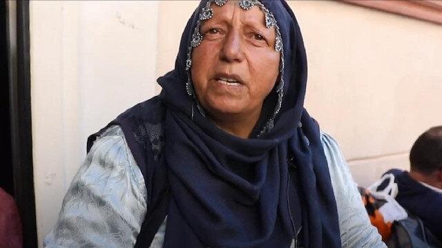 Gara şehidi Vedat Kayanın annesi 542 gün önce söylemişti: HDP binası birinci Kandil