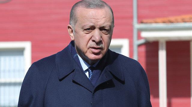 Cumhurbaşkanı Erdoğan'dan Kanal İstanbul açıklaması: Ne ana muhalefet ne İBB anlar
