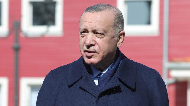 Cumhurbaşkanı Erdoğan, İstanbul'un çeşitli ilçelerinde yükselen çöp dağlarına tepki gösterdi