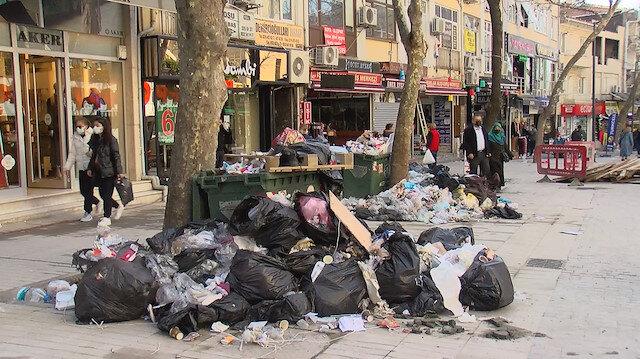 Maltepe'de çöp yığınları her geçen gün artıyor: 1980 öncesine döndük bu İstanbul'un hali nedir?
