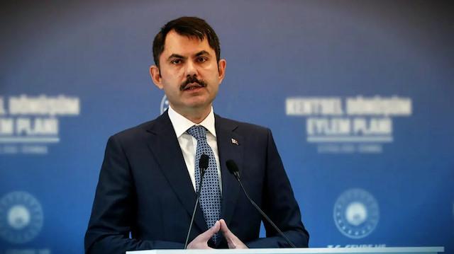 Çevre ve Şehircilik Bakanı Kurum'dan İstanbul'da yeniden oluşan çöp dağları ile ilgili açıklama
