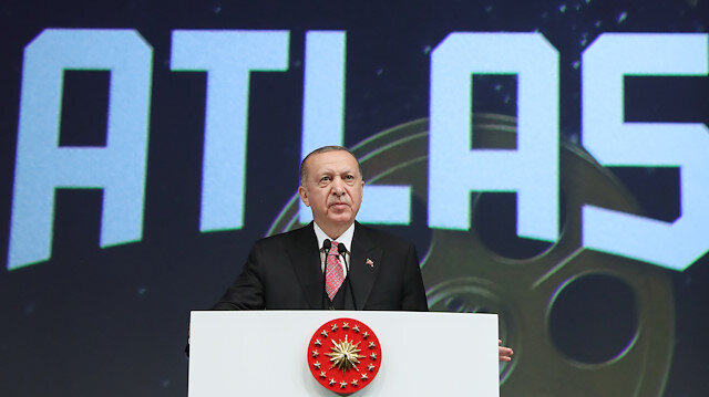 Cumhurbaşkanı Erdoğan'dan 'Galataport' müjdesi: Nisan ayından itibaren faaliyete geçmesini bekliyoruz