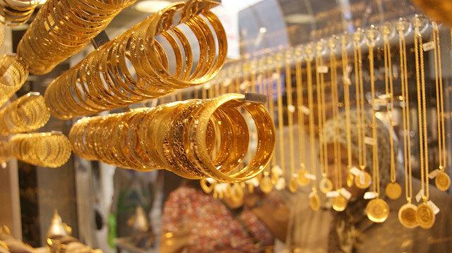 Altın fiyatları fırladı