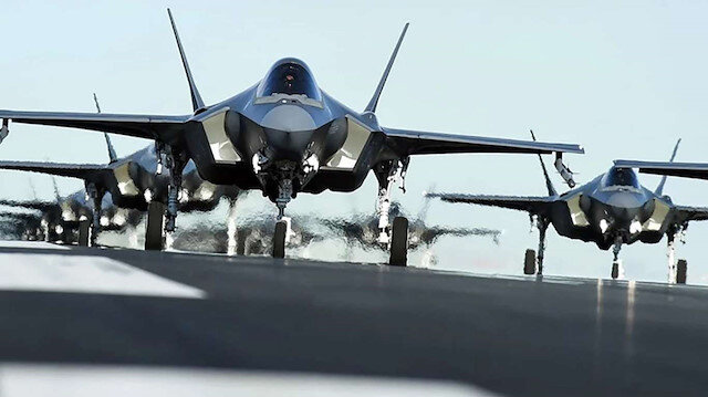 Türkiyeden ABDyi köşeye sıkıştıracak F-35 hamlesi!