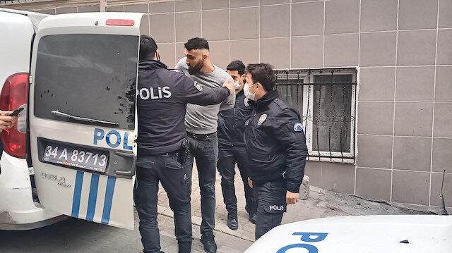 Esenyurt'ta çatıda yakalanan şüpheliden polise: Eniştem karakola gelince de konuşuruz
