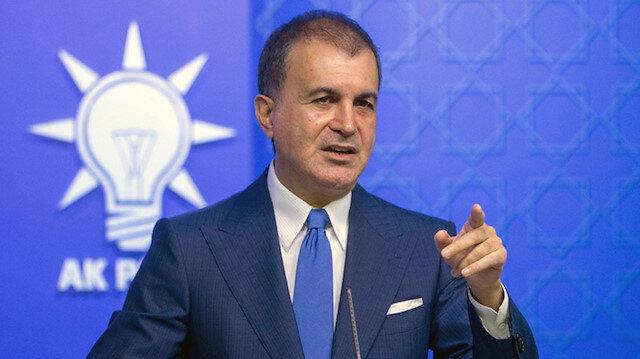 AK Parti Sözcüsü Çelik'ten Yunan askerlerine tepki: Bu sınır koruma değil insan hakları ihlalidir