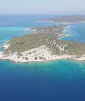 Türkiyede satılık ada: Fiyatı dudak uçuklattı
