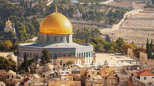 Diyanet'ten Kudüs adımı: Umre Dairesi'ne 'Kudüs' de eklendi