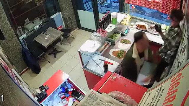 Çiğ köfteyi 'acılı' bulan müşteri, genç çalışanı yumrukladı