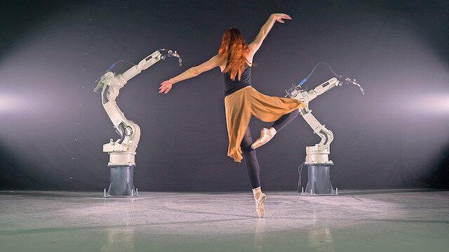 Cezeri'den ilhamla Robotik Raks