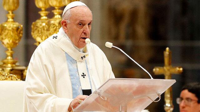 Papa Francis: Ülkem Arjantin'i özlemedim Roma'da ölmek istiyorum