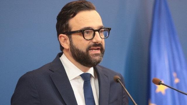 Yunanistan Hükümet Sözcüsü görevi bıraktı