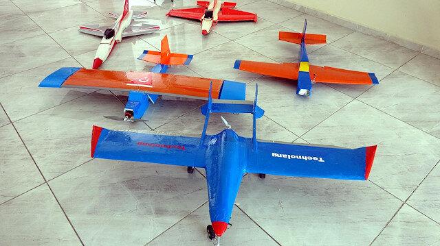 İnsansız model uçak yapan Vanlı kızların 'Selçuk Bayraktar' heyecanı: Sabaha kadar uyumadık