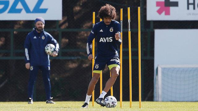 Luiz Gustavo geri döndü