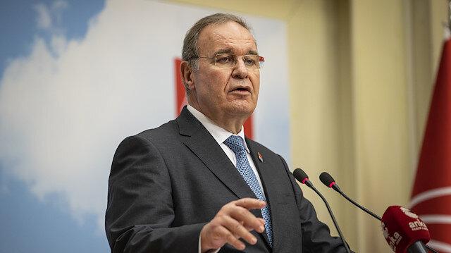 CHP'den Teoman Sancar'ın istifasıyla ilgili ilk açıklama: Bilmiyoruz