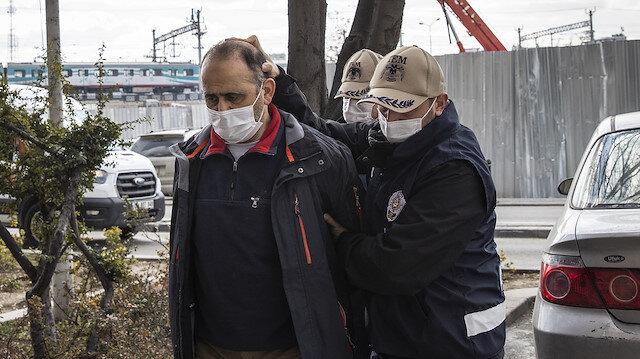 Yunanistan'a kaçmaya çalışırken yakalanan FETÖ firarisi emekli tuğgeneral Nuri Cankıymaz tutuklandı