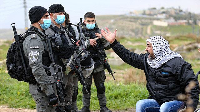 İşgalci İsrail güçleri engelli Filistinlinin evini 6'ncı kez yıktı