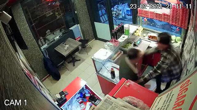 Çiğ köfte 'acılı' diye çalışana saldıran şahıs serbest bırakıldı