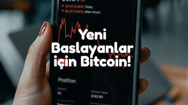 Yeni başlayanlar için Bitcoin