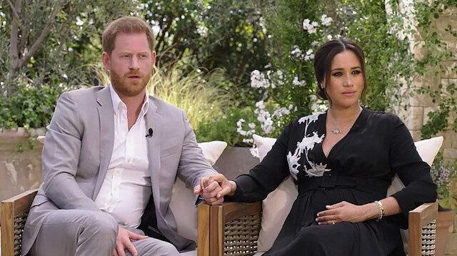 Prens Harry: Eşimin sonu da annem gibi olmasın istedim