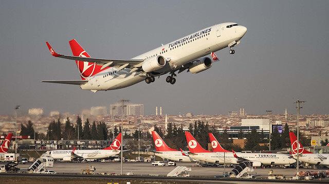 THY günlük ortalama 608 uçuşla Avrupa'daki liderliğini sürdürdü