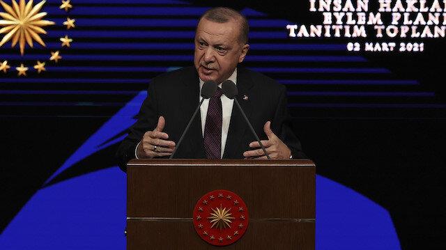Cumhurbaşkanı Erdoğan açıkladı: Hakim ve savcı yardımcılığı geliyor