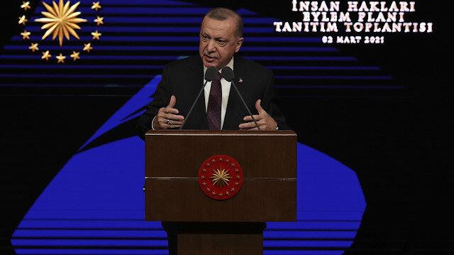 Cumhurbaşkanı Erdoğan: Herkes kendi dini bayramlarında izinli olacak